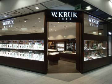 Otwarcie salonu W.Kruk