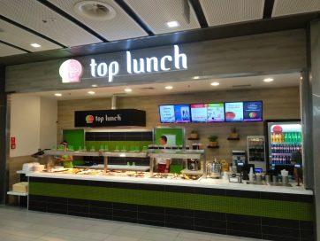 Witamy w naszym gronie restaurację Top Lunch