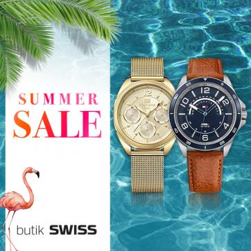 Summer Sale w butikach Swiss