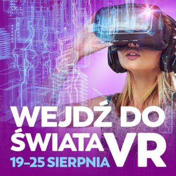 Odkryj świat wirtualnej rzeczywistości w CH Focus!
