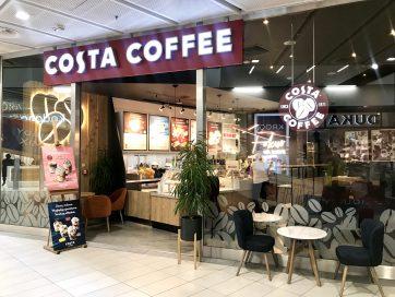 Otwarcie kawiarni Costa Coffee