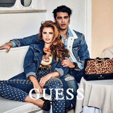 GUESS Jeans kolekcja na sezon jesień/zima 2019