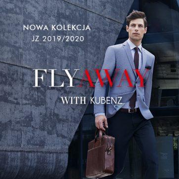 Nowa kolekcja – Fly Away with KUBENZ