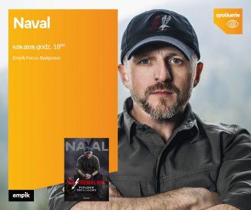 Spotkanie z Navalem w Empiku