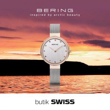 Zegarki marki Bering w salonie Swiss