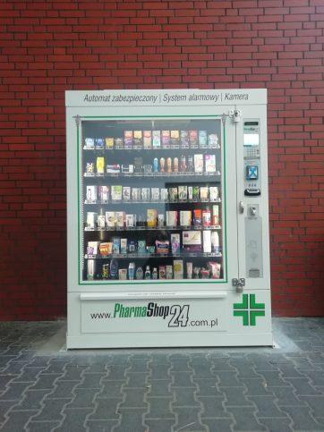 Witamy w naszym gronie aptekę samoobsługową PharmaShop24