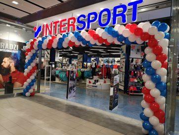 Otwarcie salonu Intersport