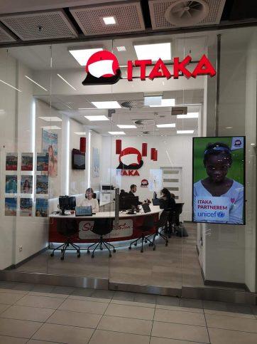 Witamy w naszym gronie Biuro Podróży Itaka