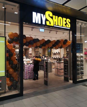 Witamy w naszym gronie salon MyShoes