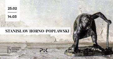 Zaproszenie na wernisaż twórczości Stanisława Horno-Popławskiego