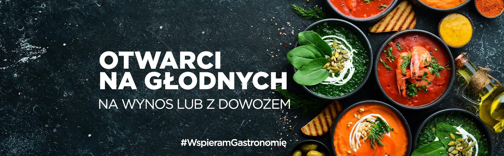 Wspieramy Gastronomię