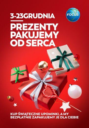 Zapakujemy Wasze prezenty!