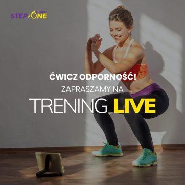 Treningi online ze Step One