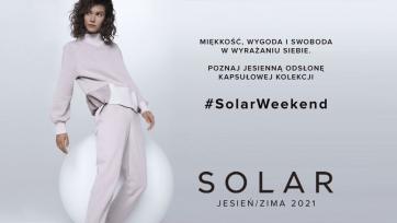 Premiera linii Solar-Weekend 2021