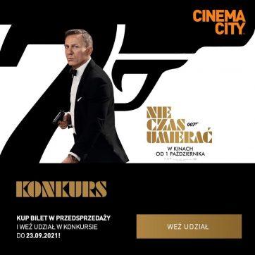 KONKURS W CINEMA CITY